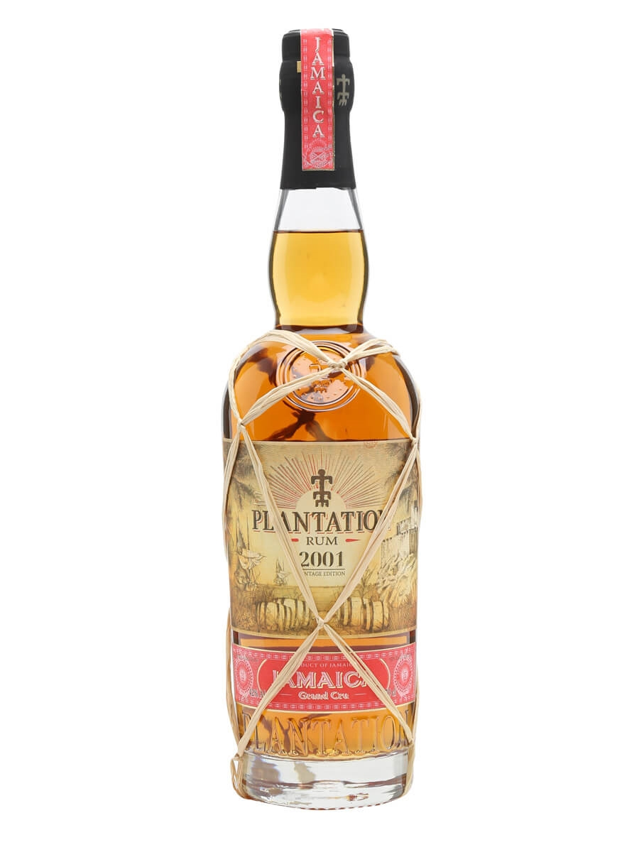 Plantation Jamaica Rum 2001 : The Whisky Exchange