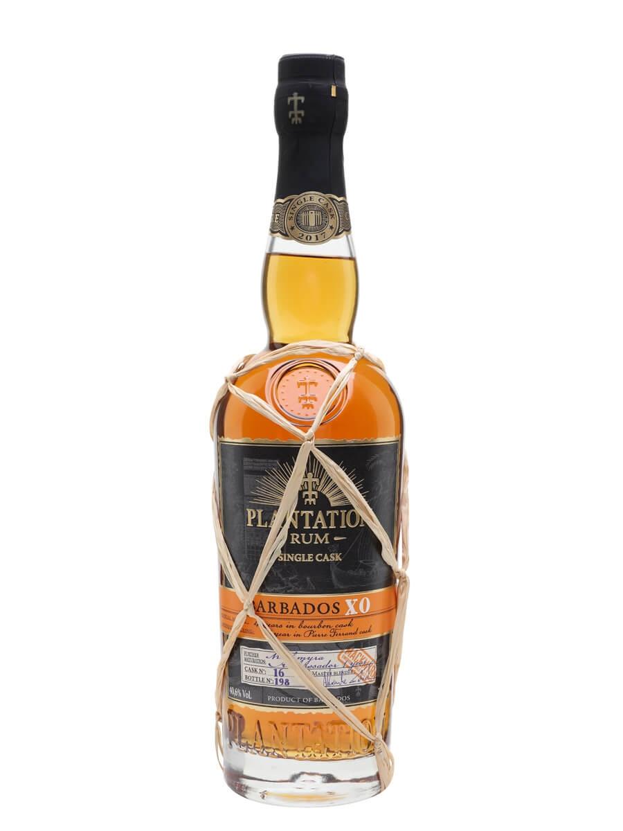 Plantation Barbados XO Rum - Mackmyra Finish : The Whisky ...