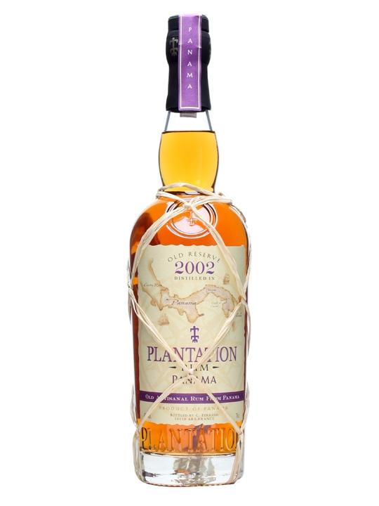 Plantation Panama Rum 2002