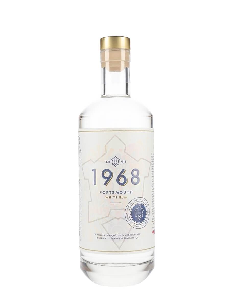 Portsmouth 1968 White Rum