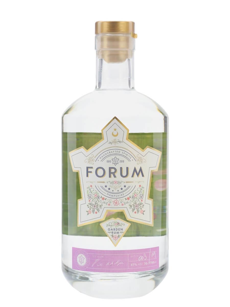 Portsmouth Forum Garden Botanical Rum