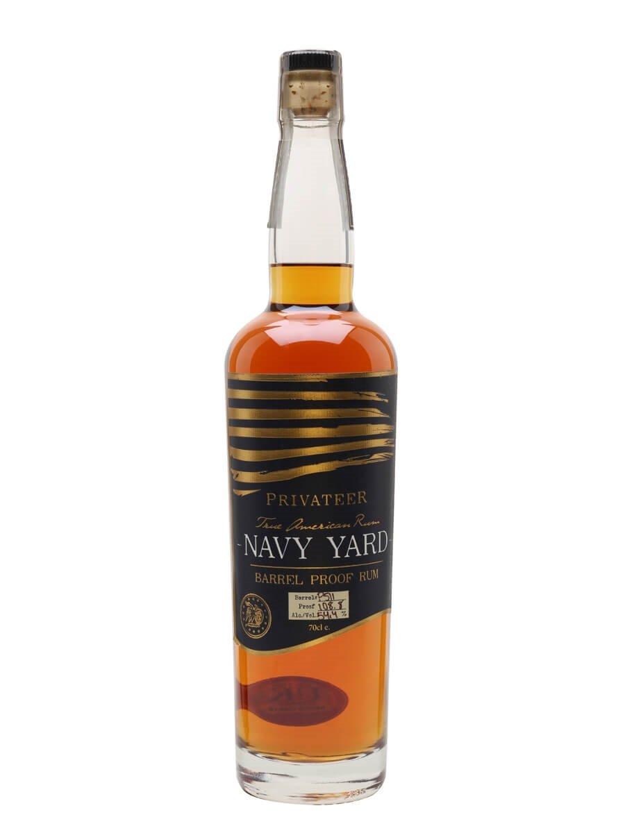 Privateer Navy Yard Rum (54.4%)