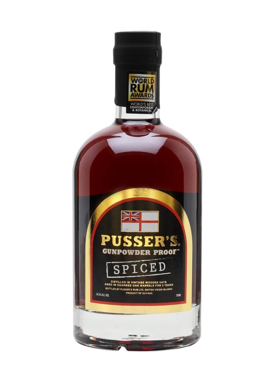 Pusser's Gunpowder Proof Spiced Rum