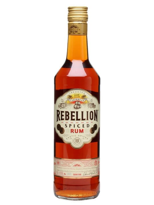 Rebellion Spiced Rum : The Whisky Exchange