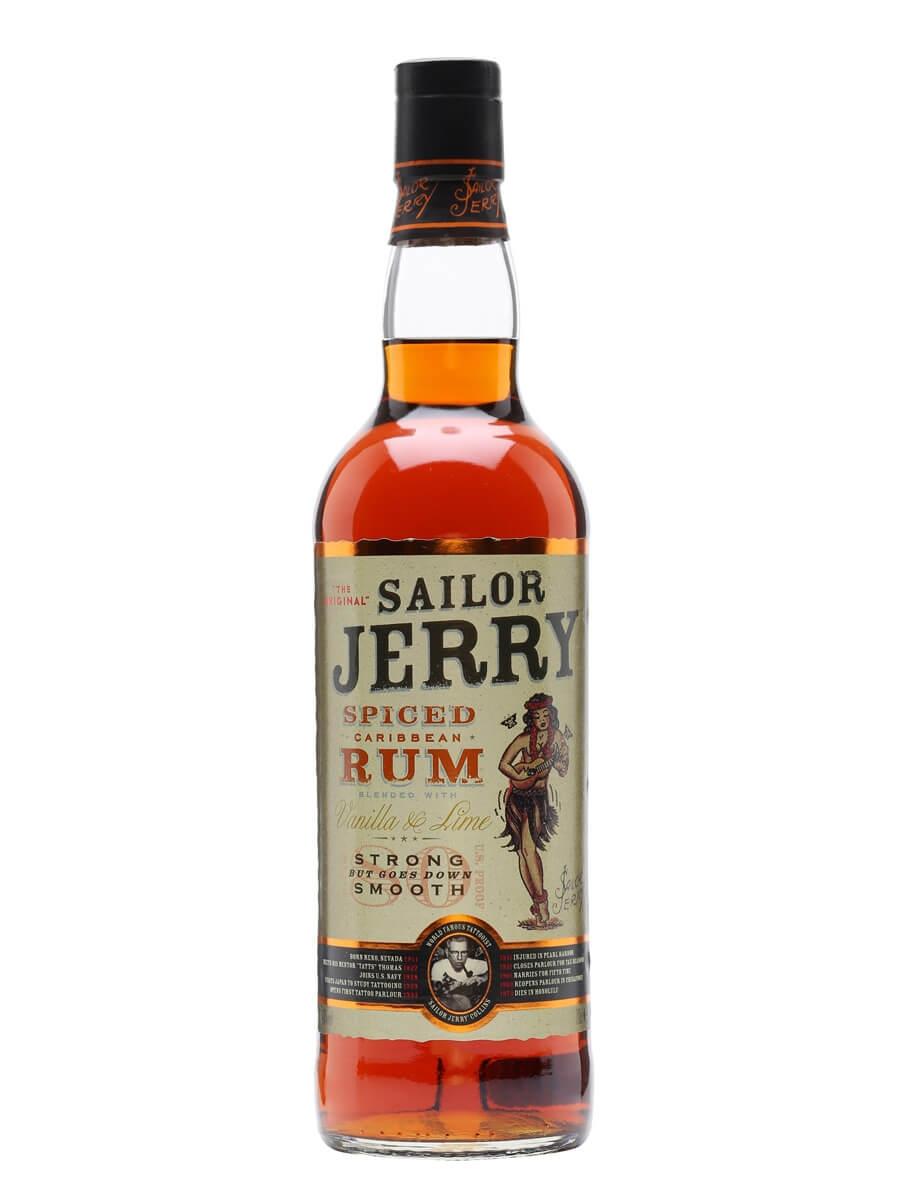 Sailor Jerry S Rum Drinks
