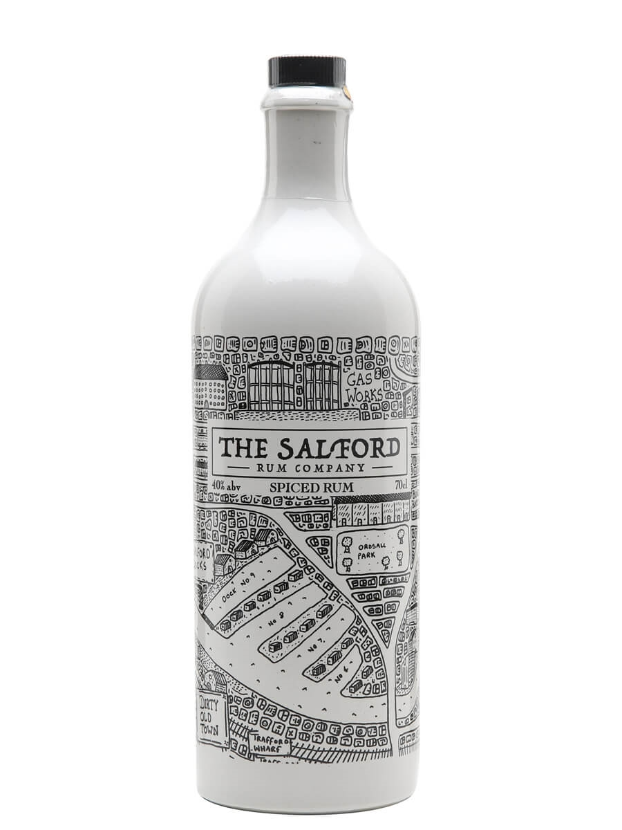 The Salford Spiced Rum