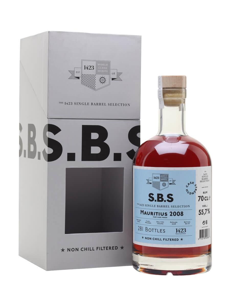 Mauritius 2008 Rum / Single Barrel Selection