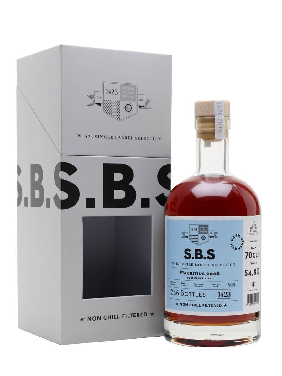 Mauritius 2008 / Bot.2019 / Single Barrel Selection