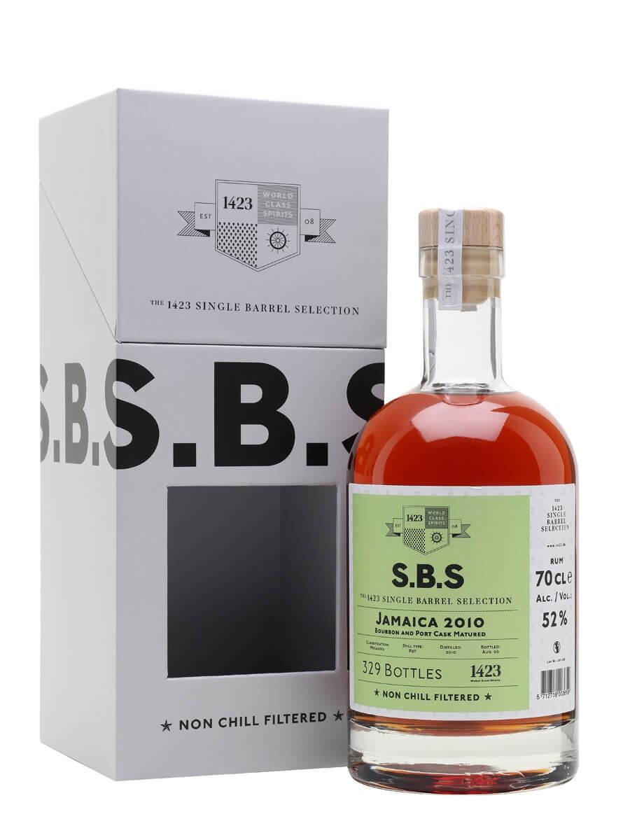 Jamaica 2010 Bourbon & Port Cask / Single Barrel Selection