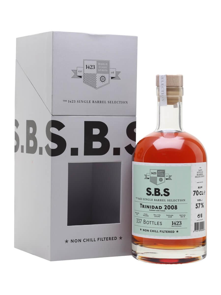 Trinidad 2008 Rum / Single Barrel Selection
