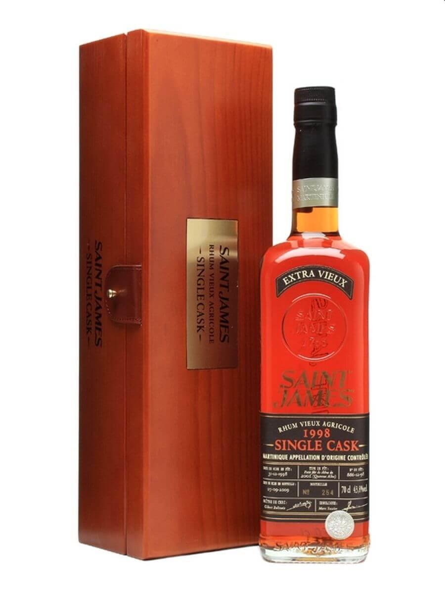 Saint James Single Cask 1998 Rum