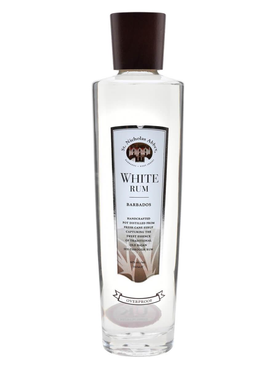 St Nicholas Abbey Overproof White Rum