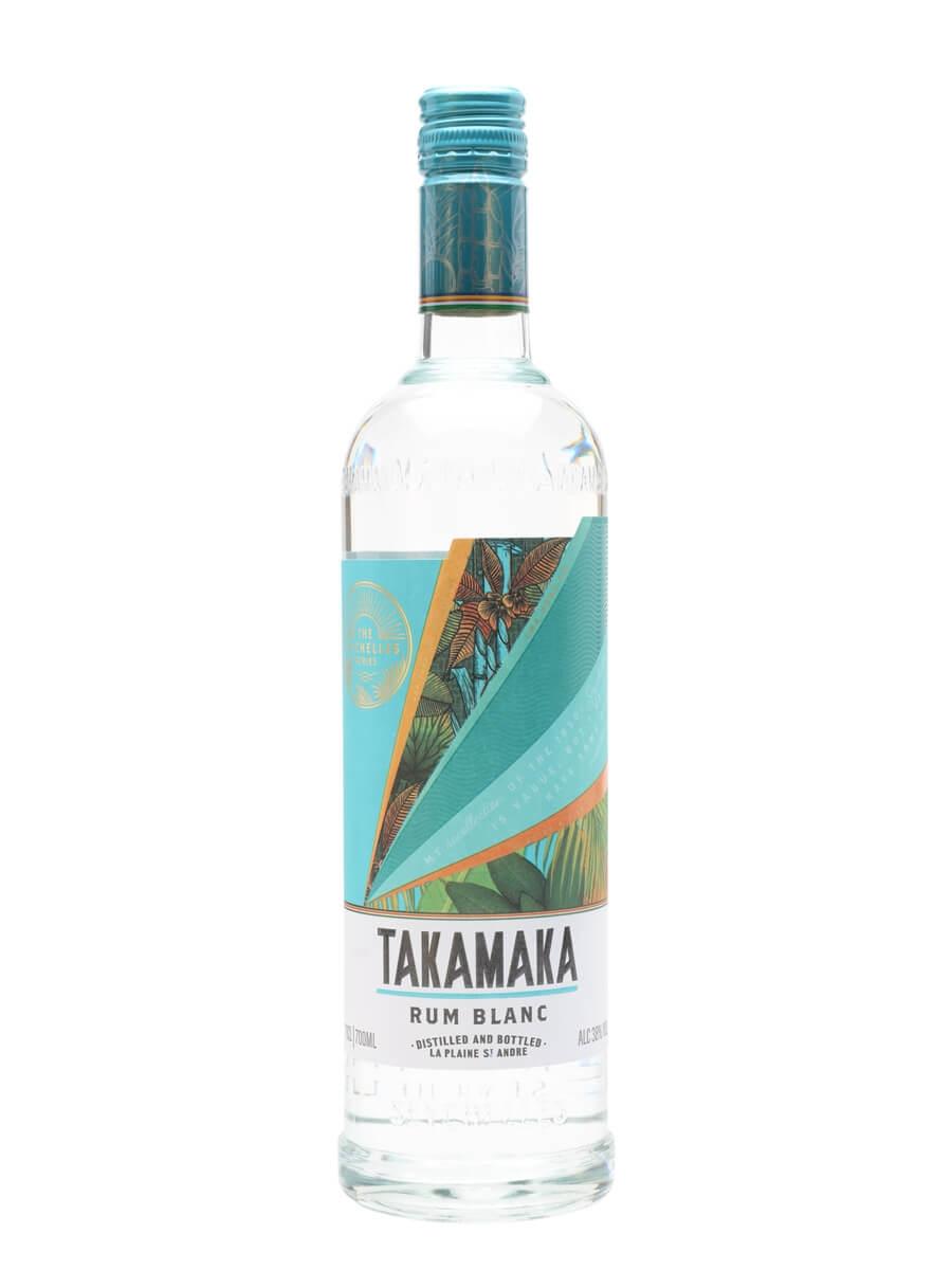 Takamaka White Rum