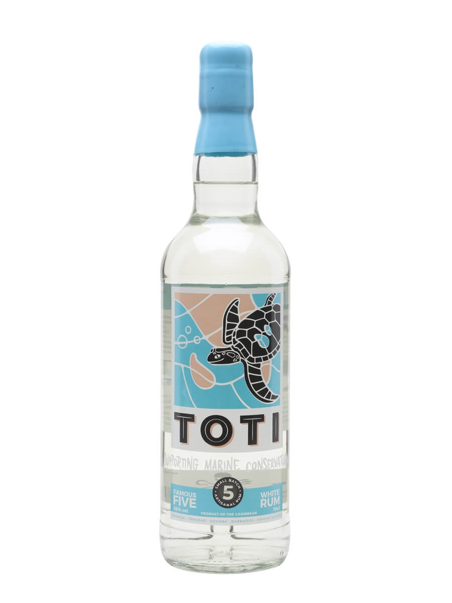 Toti Famous Five White Rum