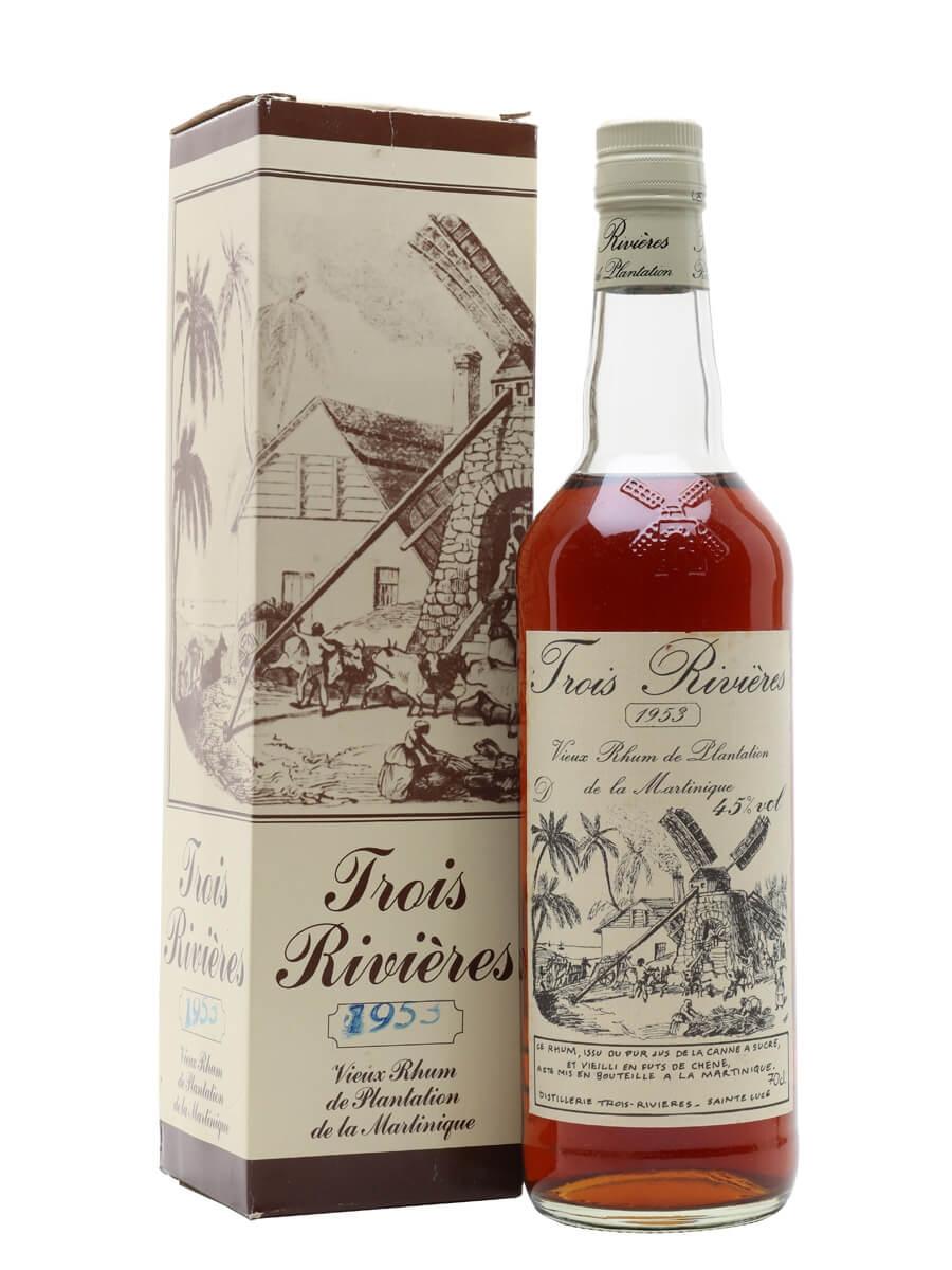 Trois Rivieres 1953 Rum