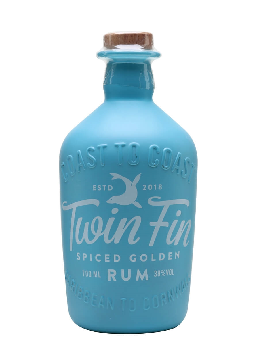 Twin Fin Spiced Rum