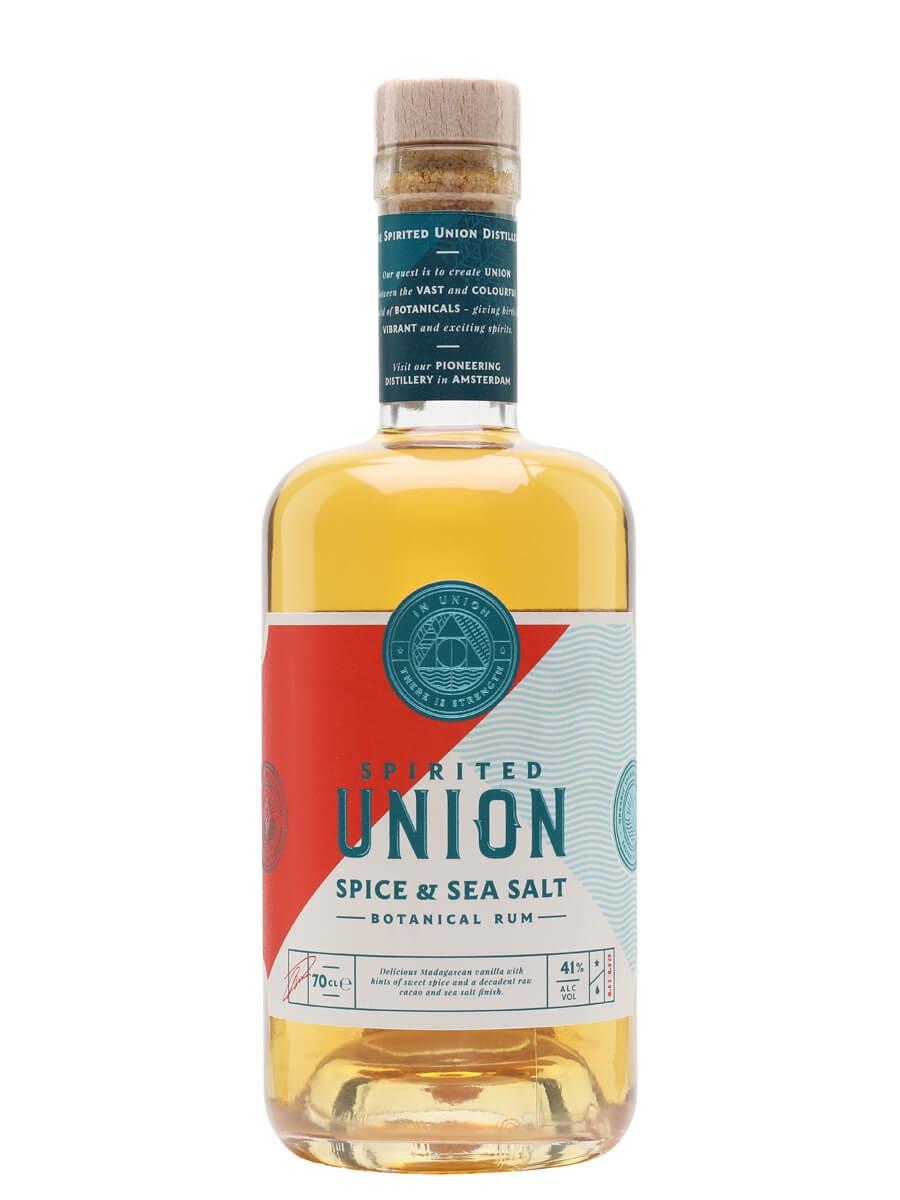 Spirited Union Spice & Sea Salt Botanical Rum