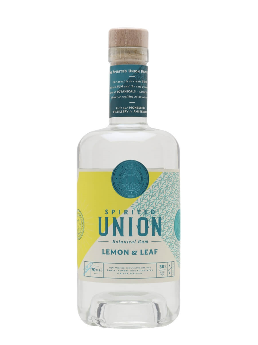 Spirited Union Lemon & Leaf Botanical Rum