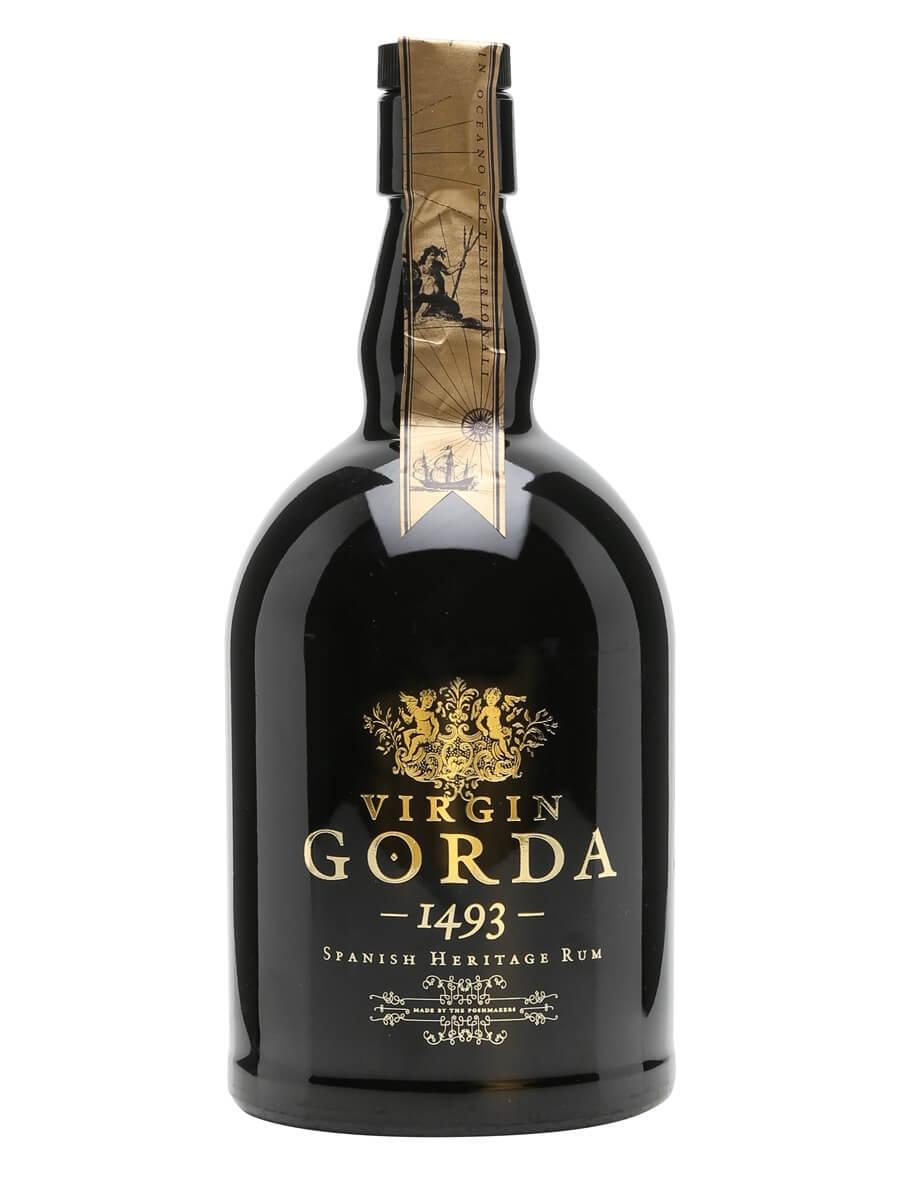 Virgin Gorda 1493 Rum