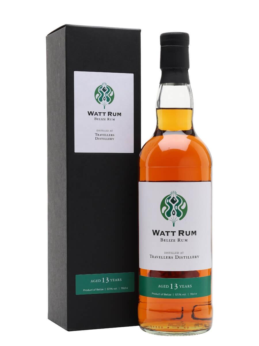Belize Rum Travellers Distillery 2007 / 13 Year Old / Watt Whisky