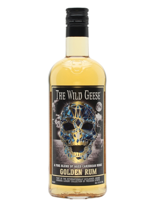 Wild Geese Golden Rum