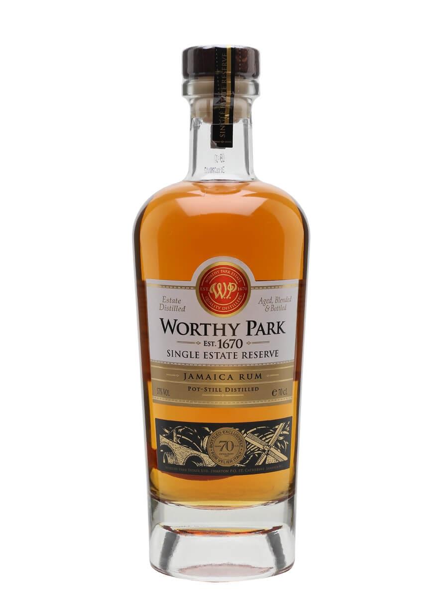 Worthy Park Single Estate Reserve Rum / Velier 70th