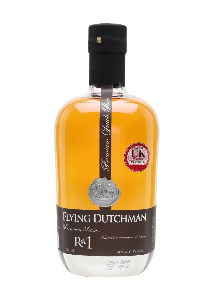 Zuidam Flying Dutchman No.1 Dark Rum