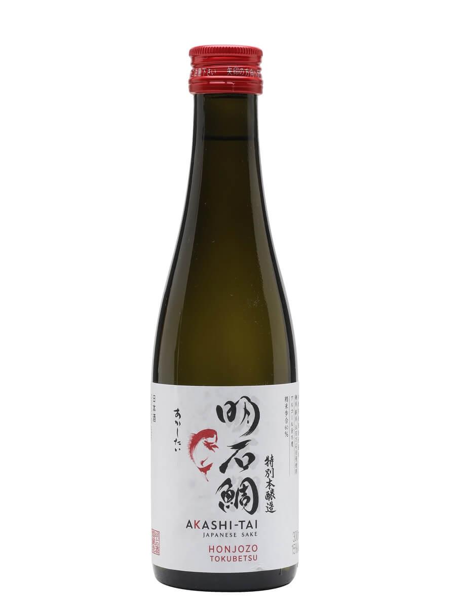 Akashi-Tai Honjozo Tokubetsu Gohyakumangoku / Small Bottle