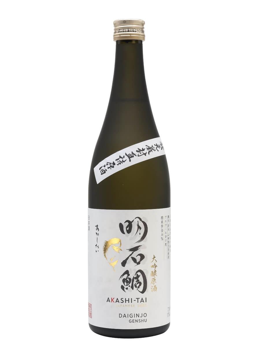 Akashi-Tai Daiginjo Genshu Yamadanishiki