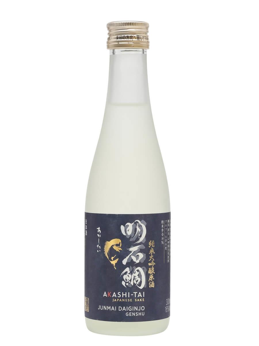 Akashi-Tai Junmai Daiginjo Genshu Yamadanishiki/Small Bottle