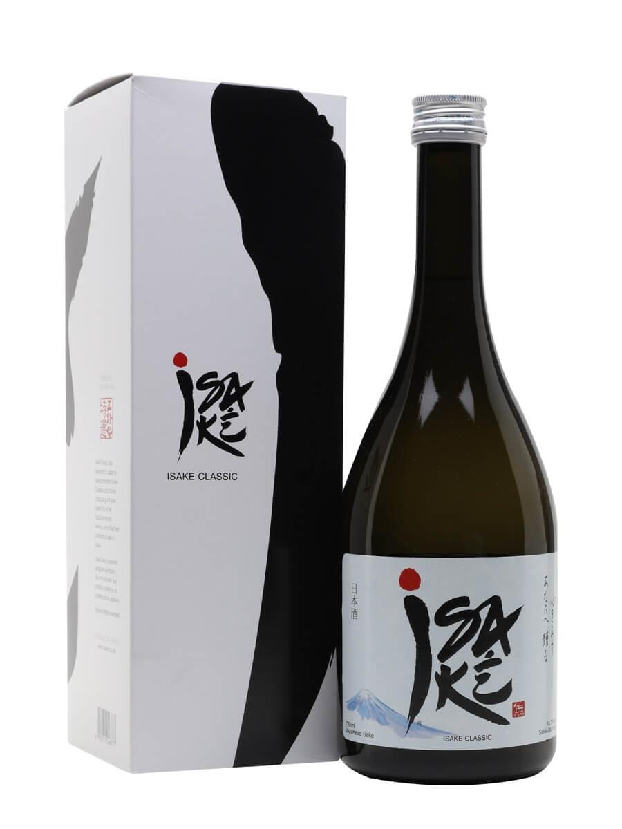 Isake Classic Sake