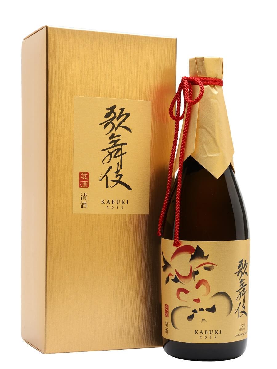 Kabuki - Kijoshu 2016 / Japanese Sake