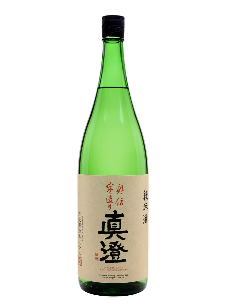 Masumi Okuden Kantsukuri Junmai Sake / Large Bottle