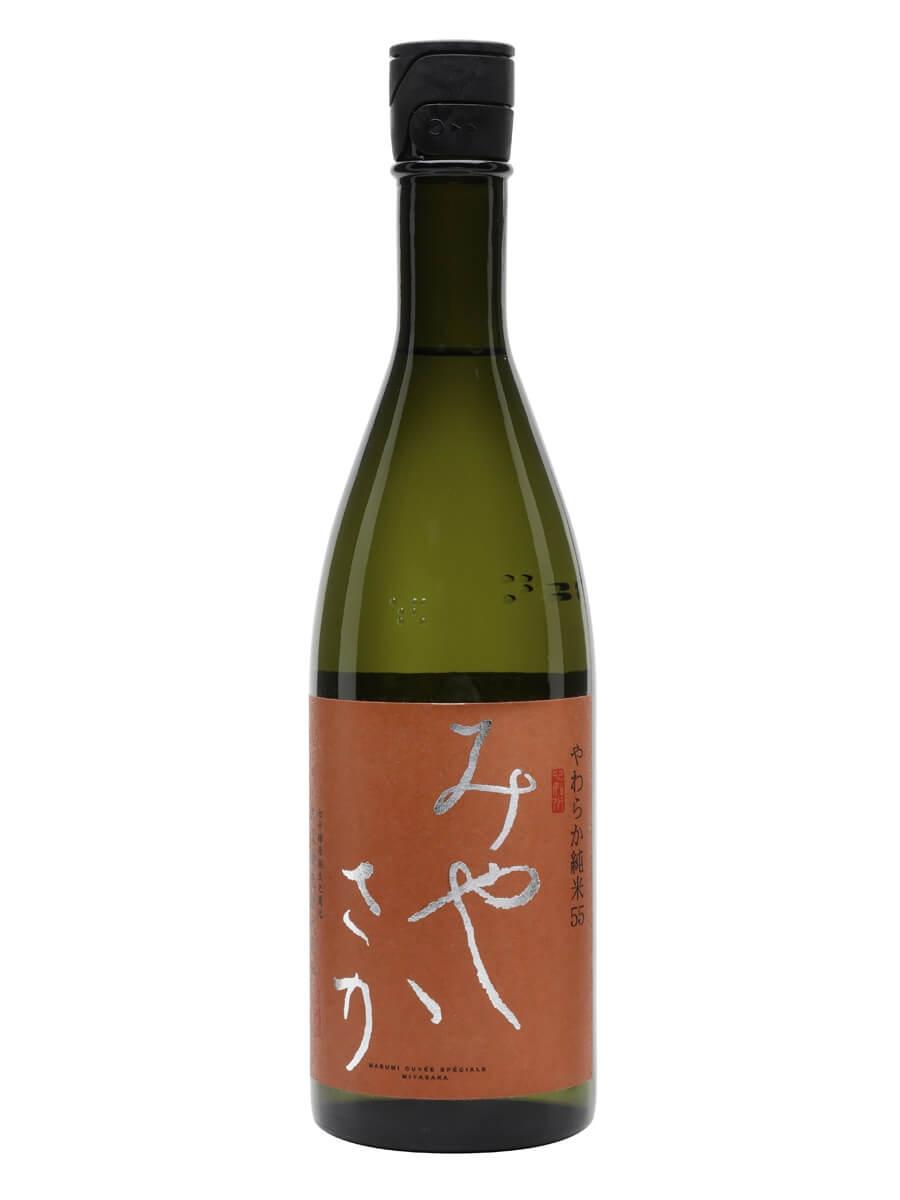 Miyasaka Yawaraka Junmai  Sake