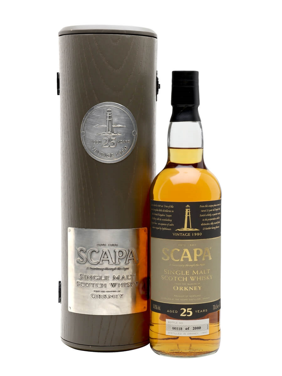 Scapa 1980 / 25 Year Old
