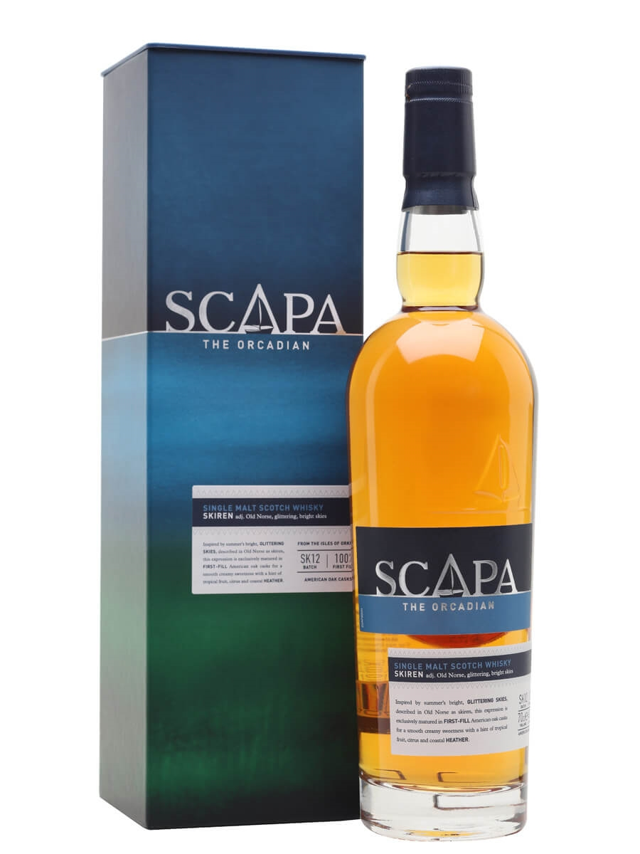 Review No.92. Scapa Skiren