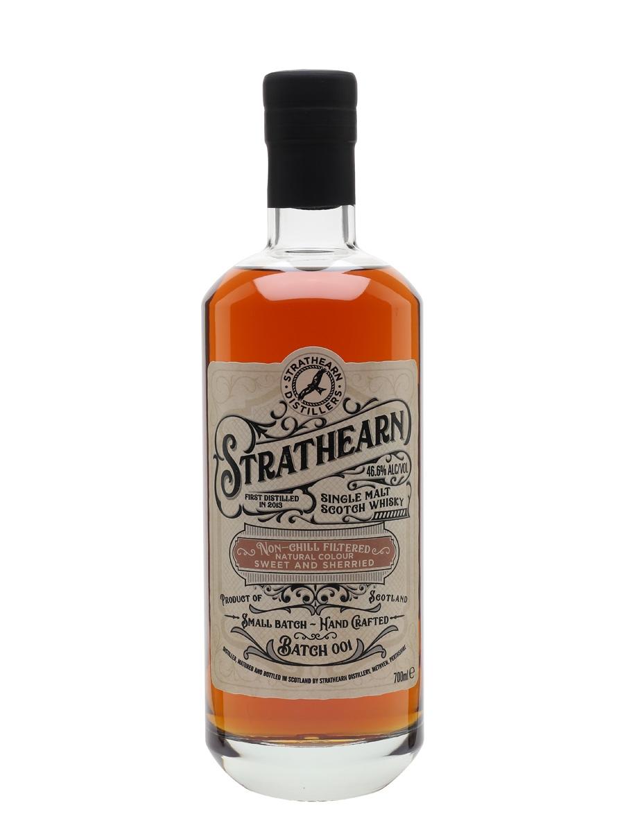 Strathearn Single Malt Batch 1
