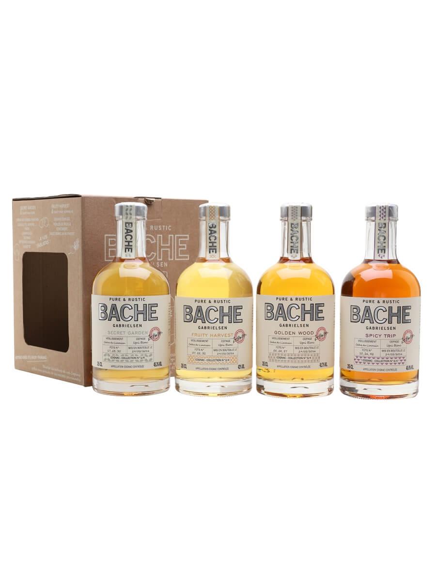 Bache Gabrielsen Pure & Rustic Aroma Set / 4x35cl