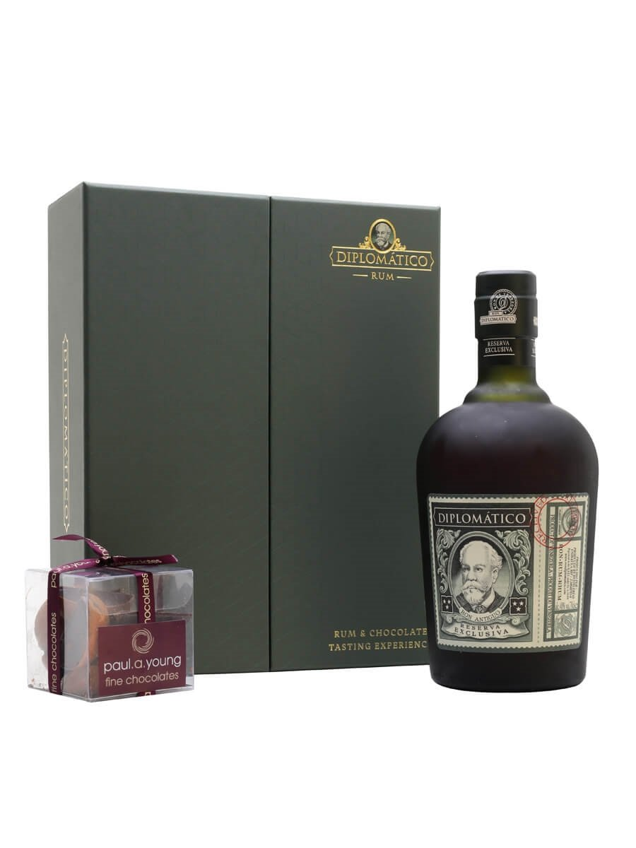 Diplomatico Chocolate Tasting Limited Edition Gift Set