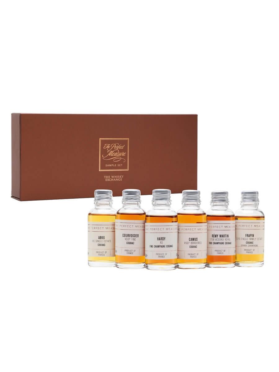 Cognac 101 Tasting Set / 6x3cl
