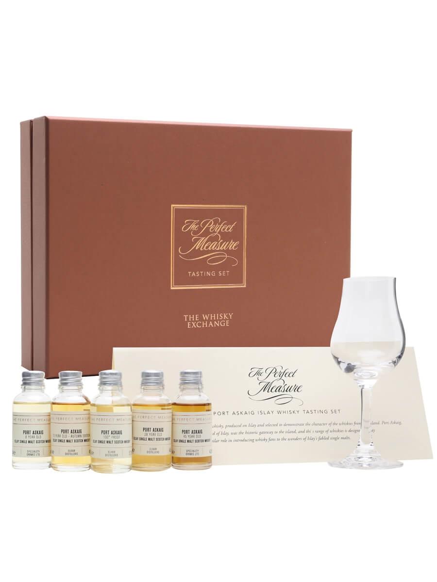 Port Askaig Premium Tasting Set / 5x3cl