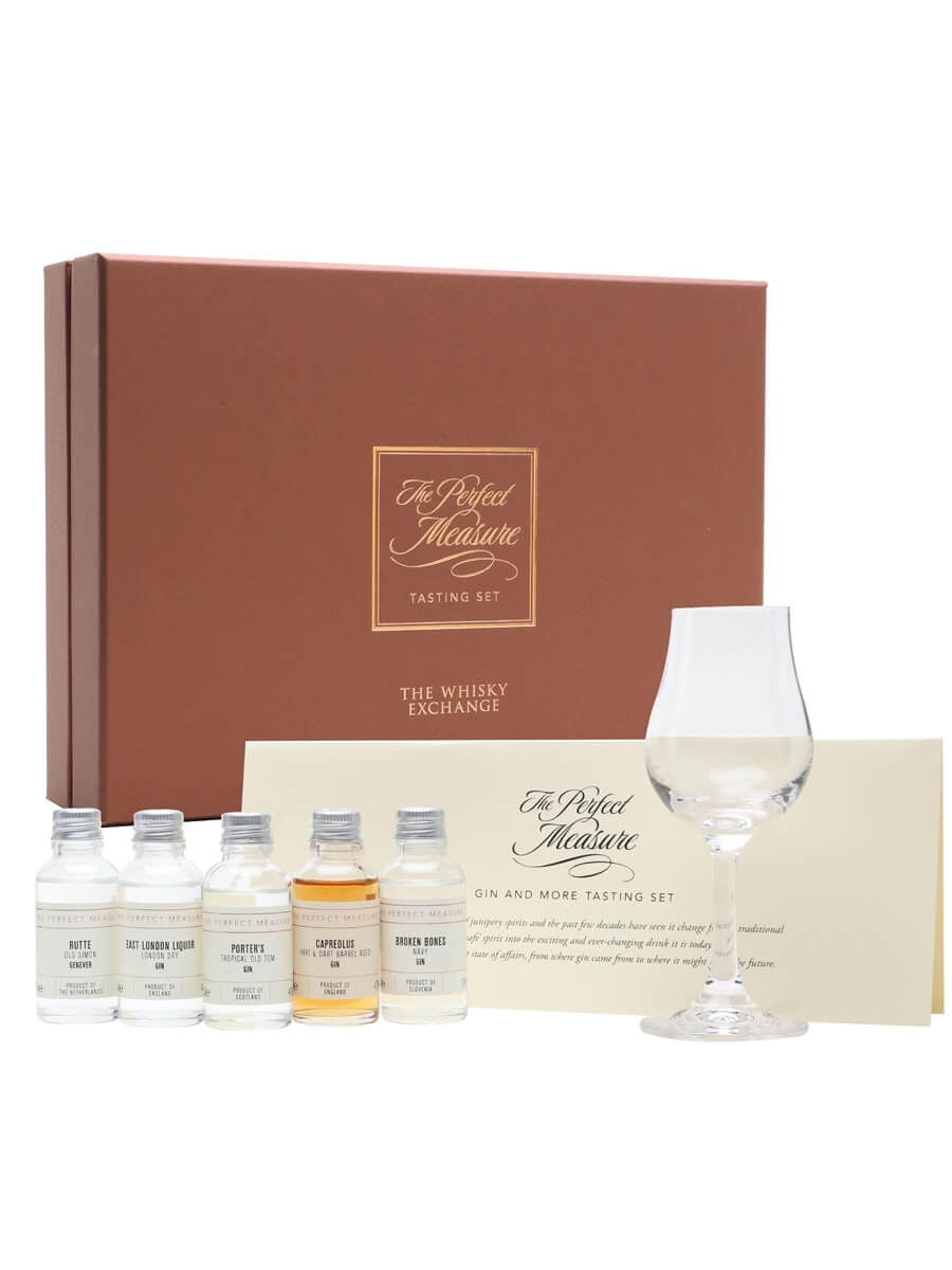 Gin and More Tasting Set / 5x3cl