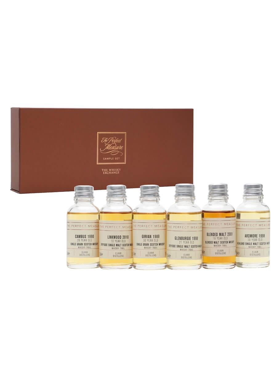 Whisky Trail by Elixir Distillers Tasting Set / 6x3cl