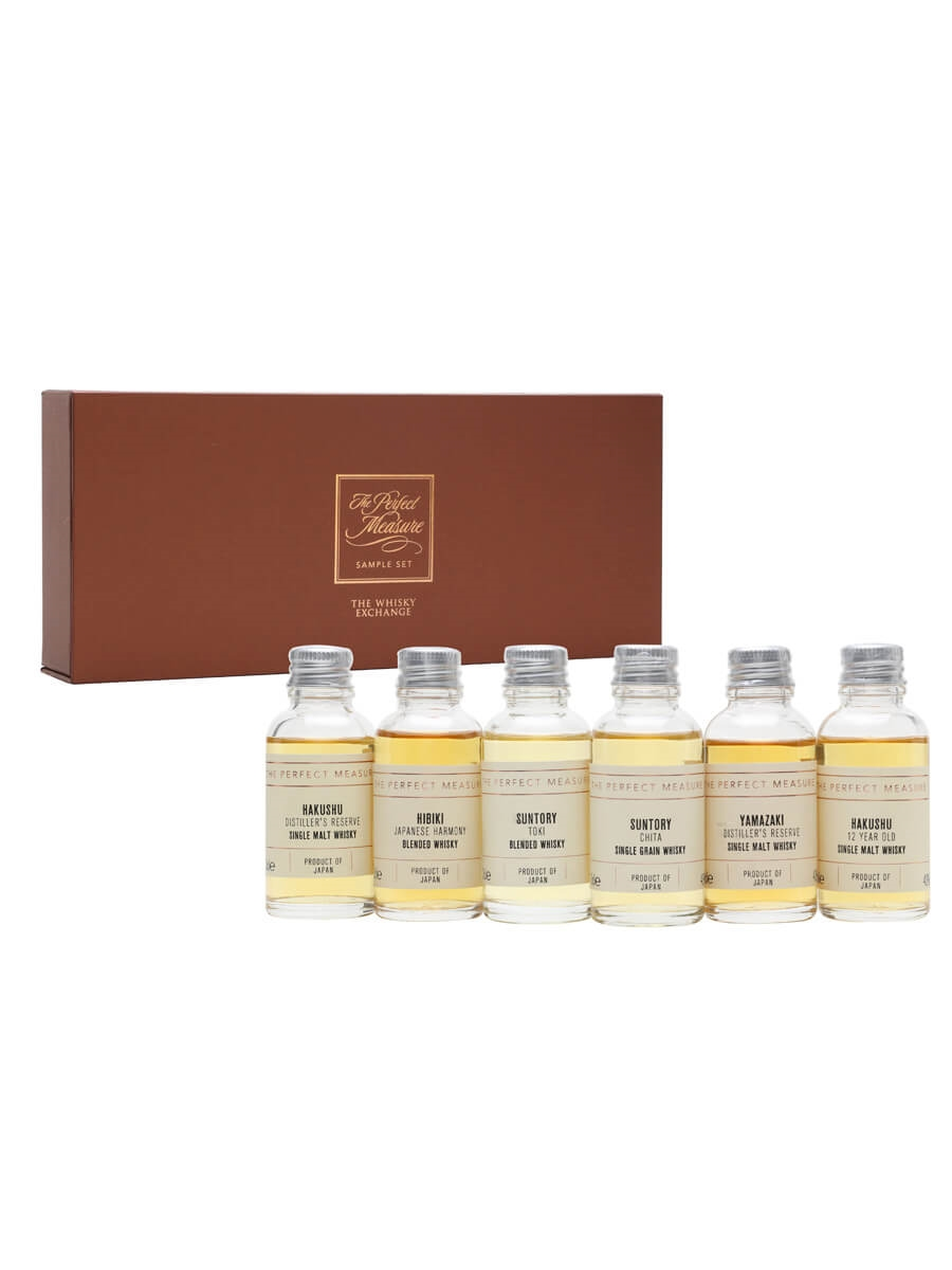 Suntory Japanese Whisky Tasting Set / 6x3cl
