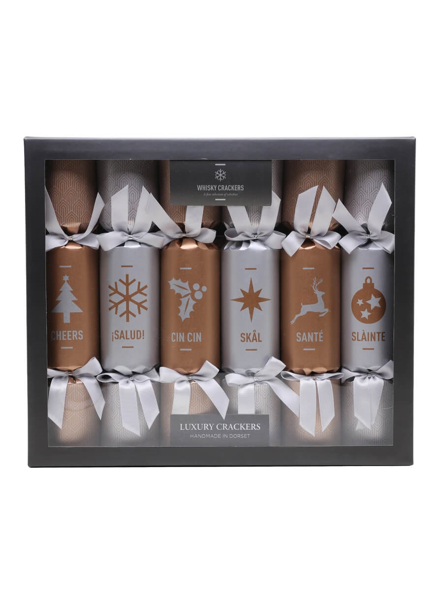 Christmas Whisky crackers
