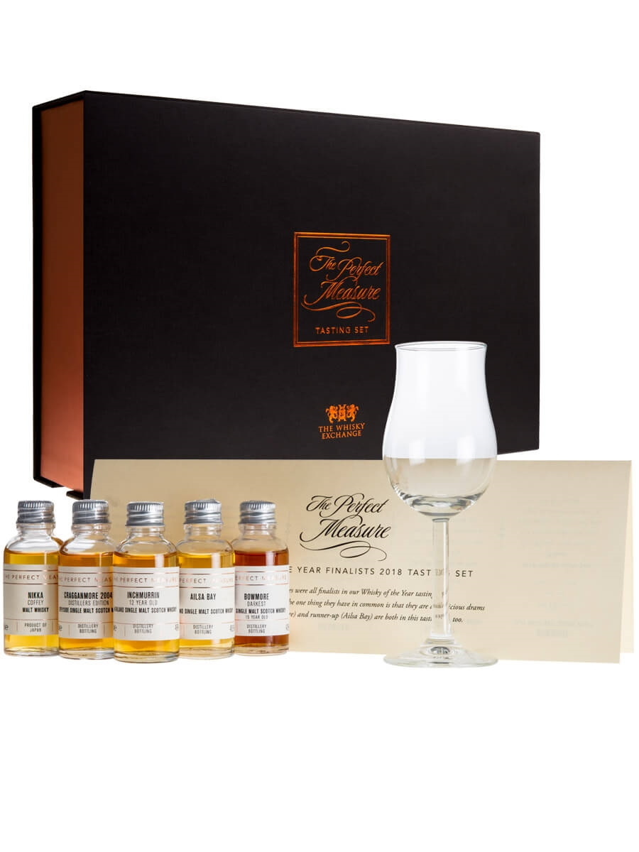 Whisky of the Year 2018 Tasting Set / 5x3cl