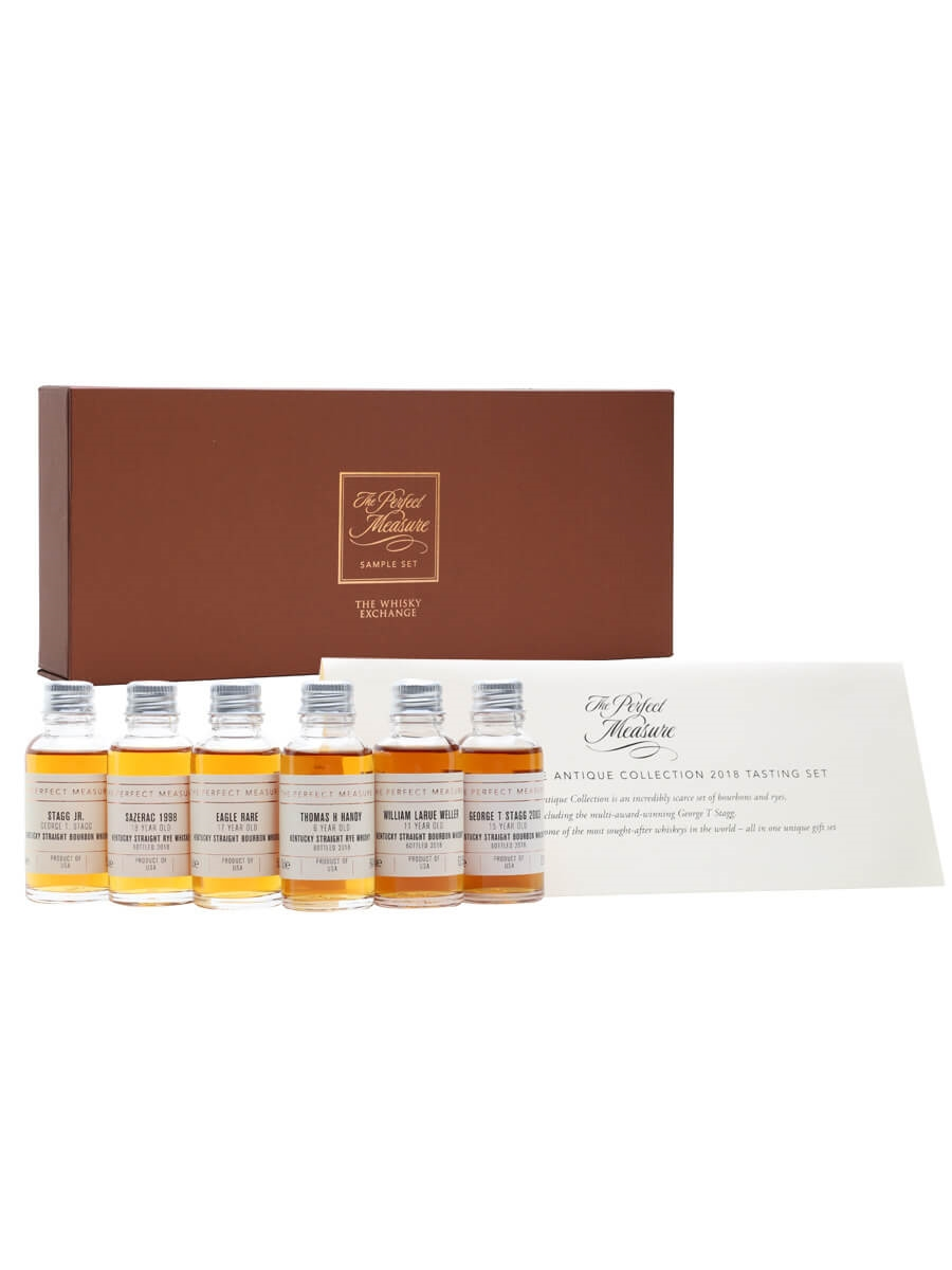 Buffalo Trace Antique Collection Gift Set / 6x3cl