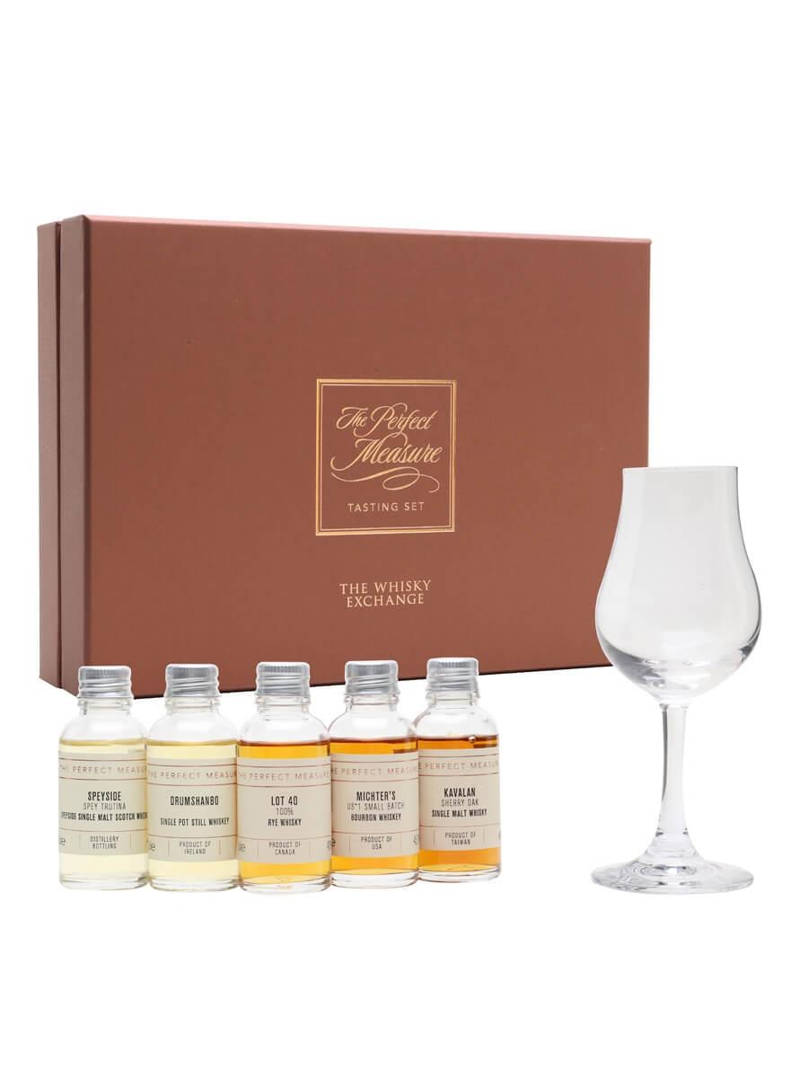 Around the World Whisky Gift Set / 5x3cl