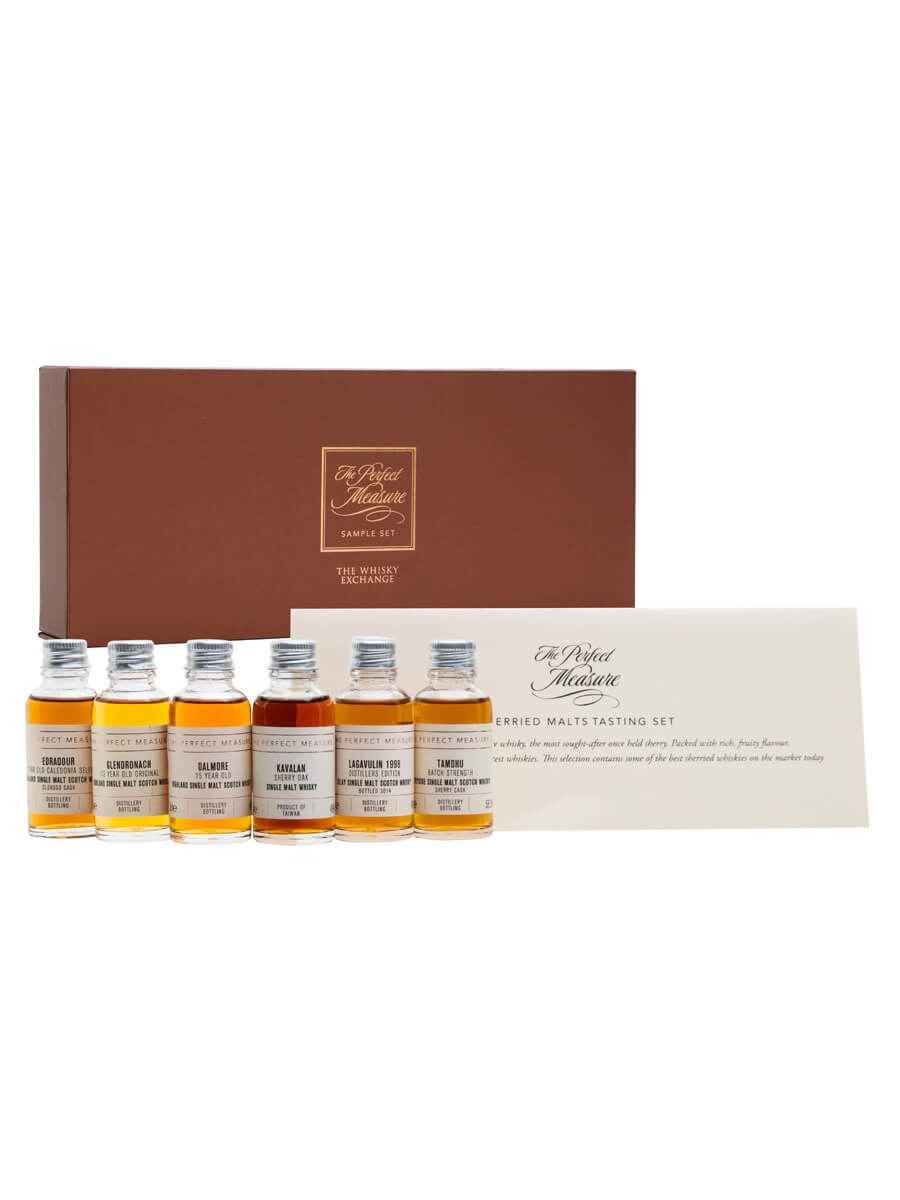 Exploring Sherried Whisky Tasting Set / 6x3cl