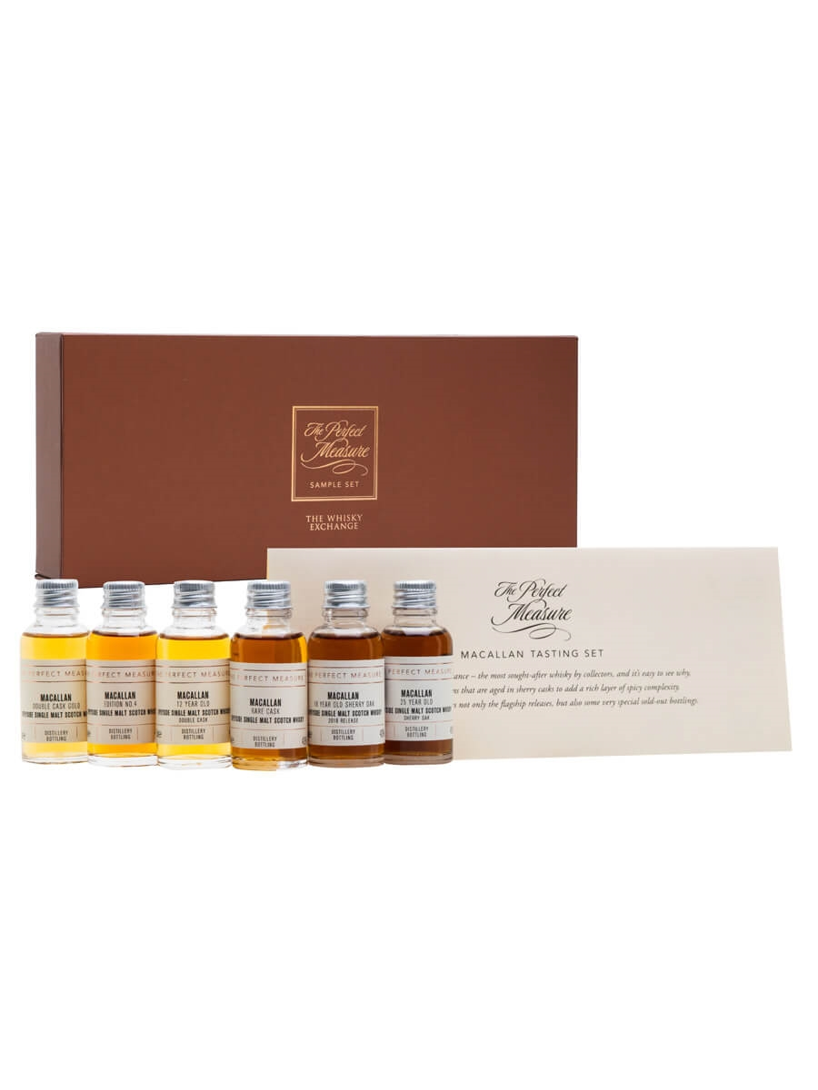 Macallan Through The Ages Tasting Set / 6x3cl